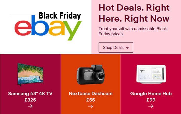 Black Friday Ebay When Is Black Friday Ebay 2019 Black Friday 2019 Deals Makeover Arena Black Friday Black Friday 2019 Ebay