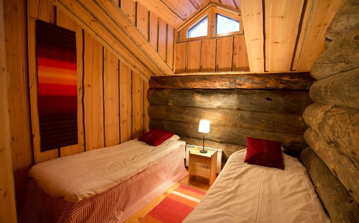 Lapland Log Cabins | Lapland Holidays | Santa's Lapland