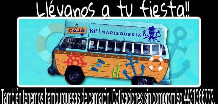 Ki' Marisqueria Morelia Michoacán.Echa un vistazo a  imagen en #PicsArt  Crea el tuyo gratis https://bnc.lt/f1Fc/FZWYVQITNo