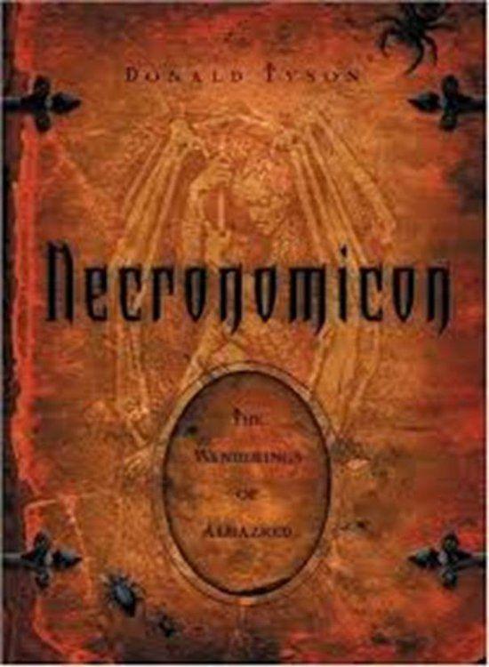 Cuando el perro aúlla: El Necronomicon - H. P. Lovecraft