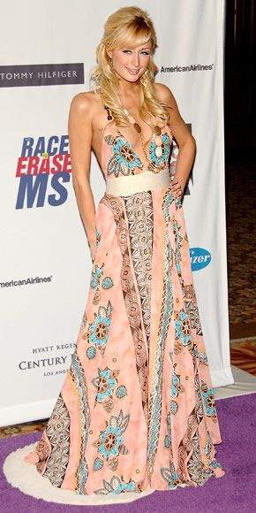 Paris Hilton's 30 Most Memorable Looks - May 2006 from #InStyle