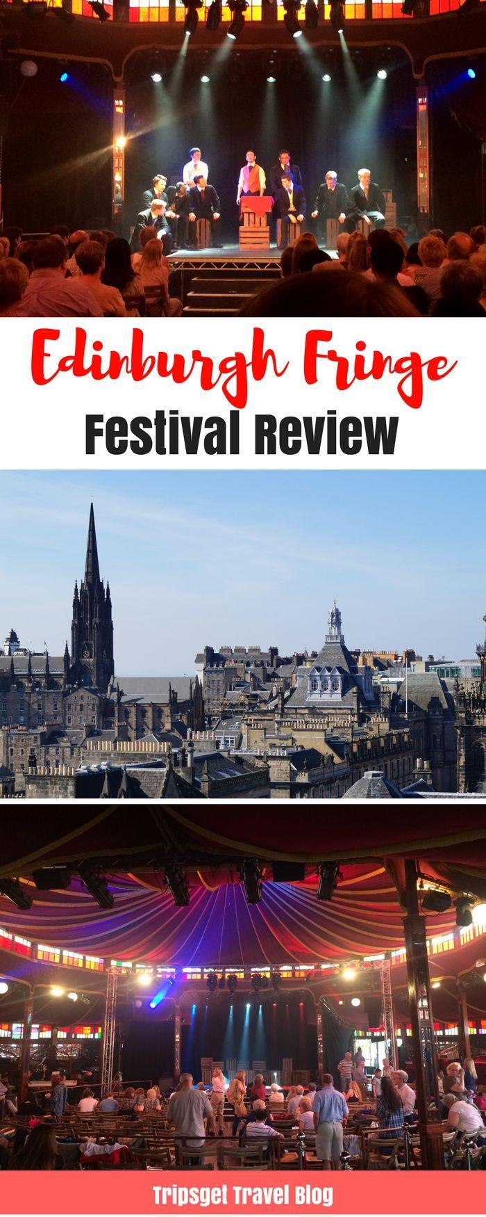 Edinburgh Fringe Festival review. Is it really worth it?