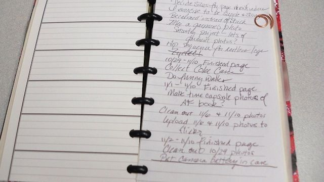 Get Your Ideas Out of Your Head and On Paper to Actually Make Progress Towards Your Goals