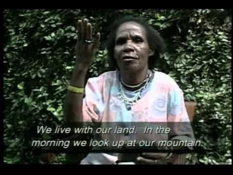 Yosepha Alomang : 2001 Goldman Prize winner, Indonesia
