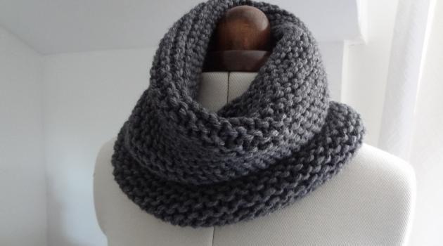 La chronique d'Aurélie //123// Dernier tricot pour l'hiver