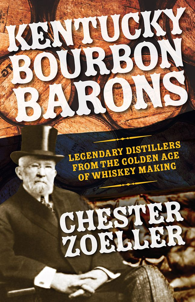Kentucky Bourbon Barons: Legendary Distillers from the Golden Age of Whiskey Making. By Chester Zoeller. Preserving the history of the Bluegrass State's most beloved spirit, this book discusses some of the exemplary gentlemen of whiskey distilling in the late 1800s throughout KY. At that time, 100s of distilleries produced a variety of Bourbons, both sweet and sour mash, rye, and multi-grain whiskies - and the medicinal benefits of these delightful drinks were endorsed as often as their…