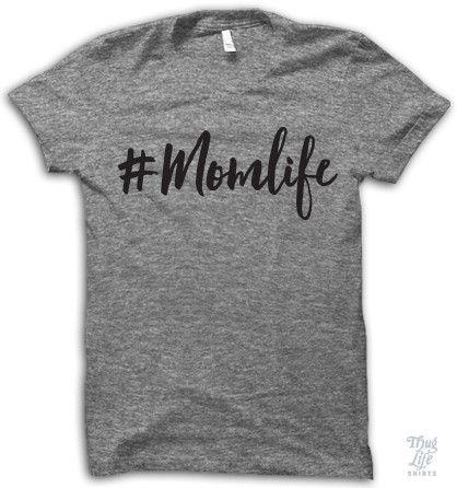 Momlife Adult Shirt
