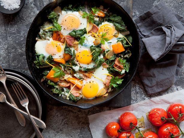 Turkish Eggs Recipe - Viva