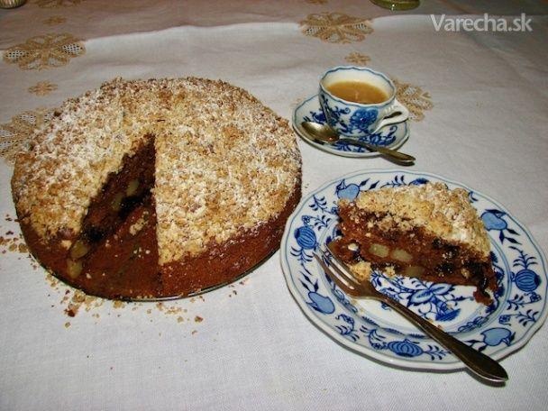 Ovocná torta od Michela Roux (fotorecept)