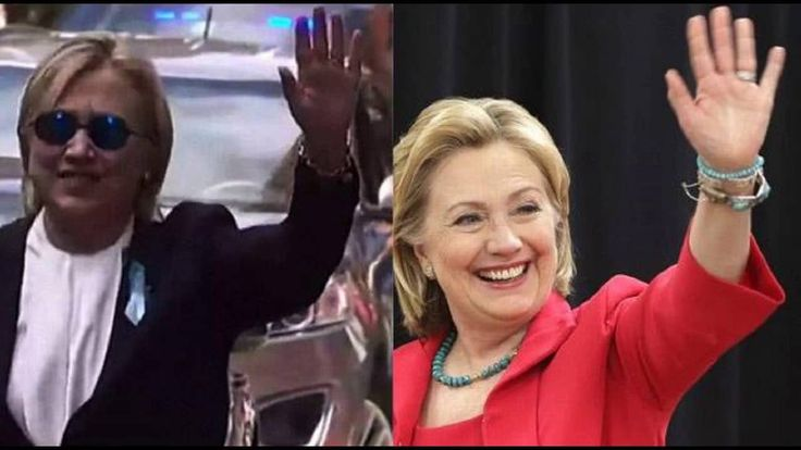 Hillary Clinton Health Issues Are A Hoax And Her Body Double Debacle - O...