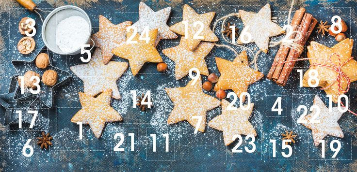 Seuraa joulukalenteriamme Facebookissa!