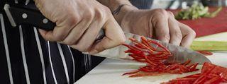 Houens Odde: Teambuilding madlavning