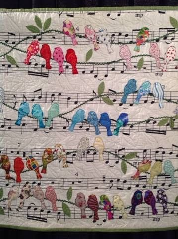 Spectacular quilt.