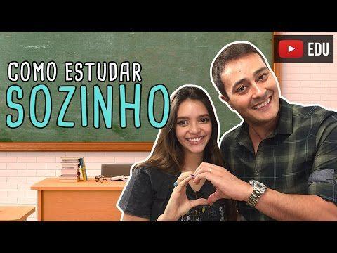 COMO ESTUDAR SOZINHO | Feat. Débora Aladim - YouTube