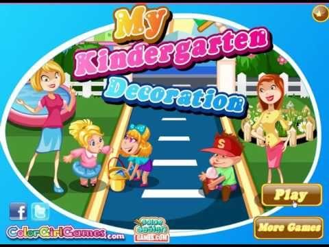 My kindergarten decoration