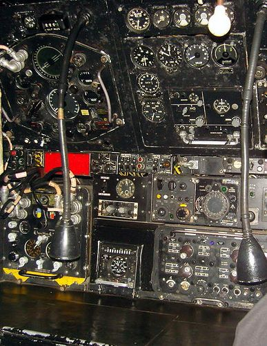 Avro Vulcan B.2 Cockpit | Photographed at the Midland Air Mu… | Flickr