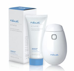 Newa gel + machine product shot