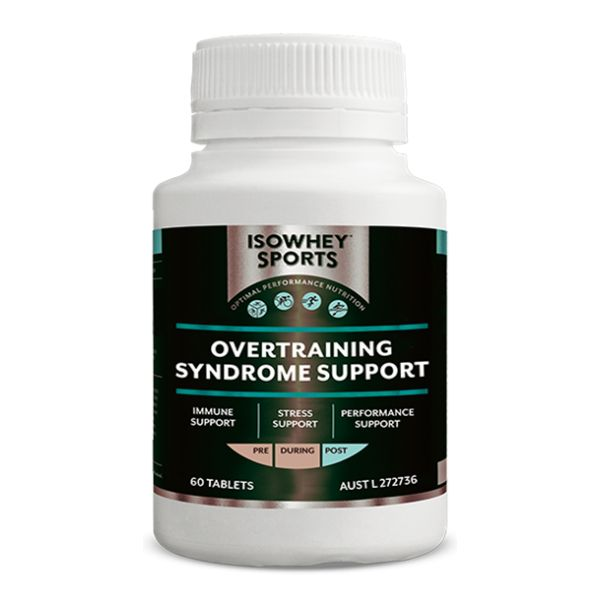 IsoWhey® Sports Overtraining Syndrome Support - IsoWhey® Sports - Supplements/Nutrition