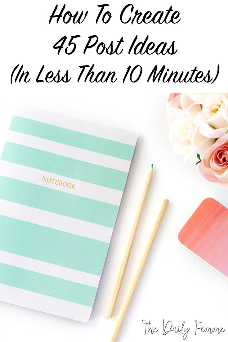 Stuck finding ideas for your blog? Don't know where to start? Here's a way to…