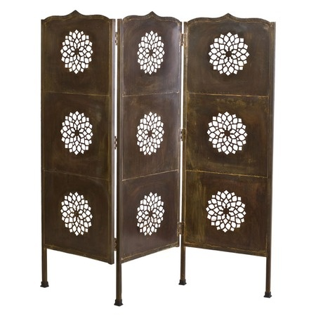 I pinned this lotus screen from the melrose mills event at for Home decor joss and main