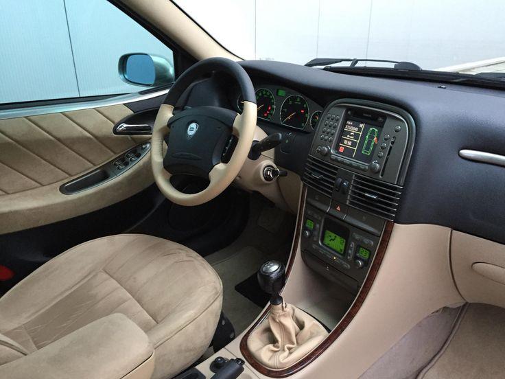Lancia Lybra Emblema 2005 Special Edition Interior