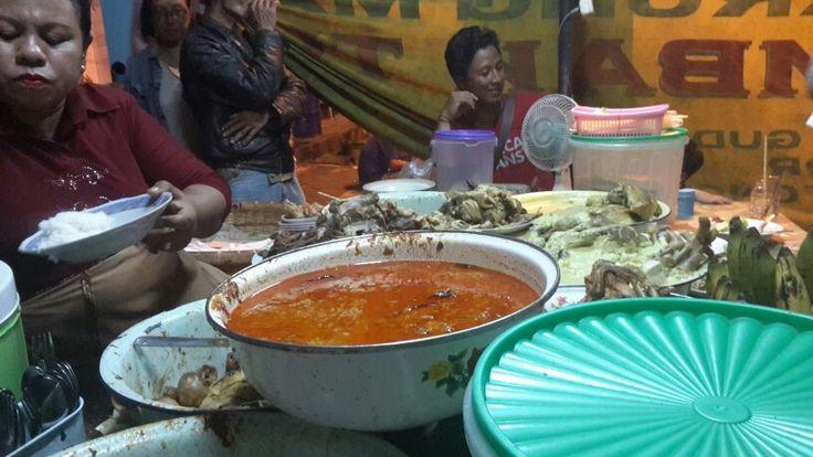 Gudeg Mbak Tum Semarang