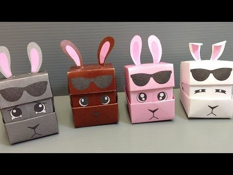 Easy Paper Crafts Instructions