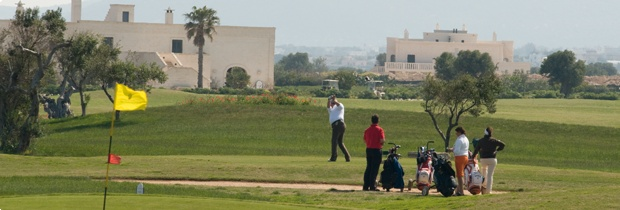Fasano - Savelletri - Golf Club San Domenico