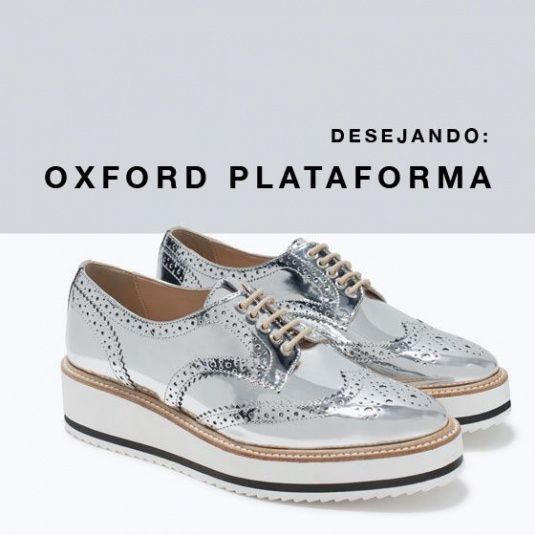 Desejando: oxford plataforma