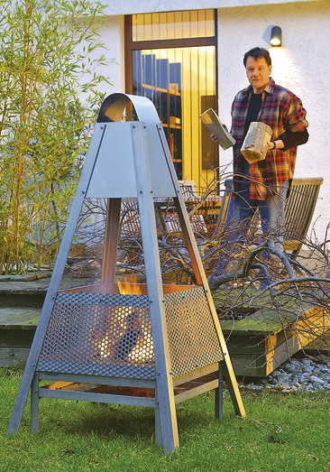 Kamin Garten : Best images about do it yourself outdoor on fire wood and firewood