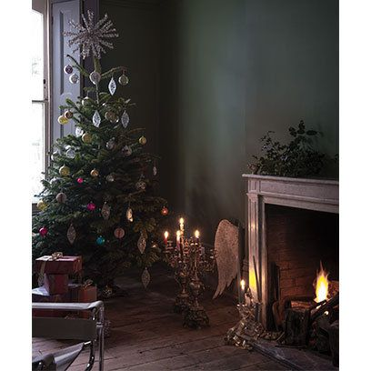 Farrow and Ball Christmas. For more like this, click the picture or visit RedOnline.co.uk