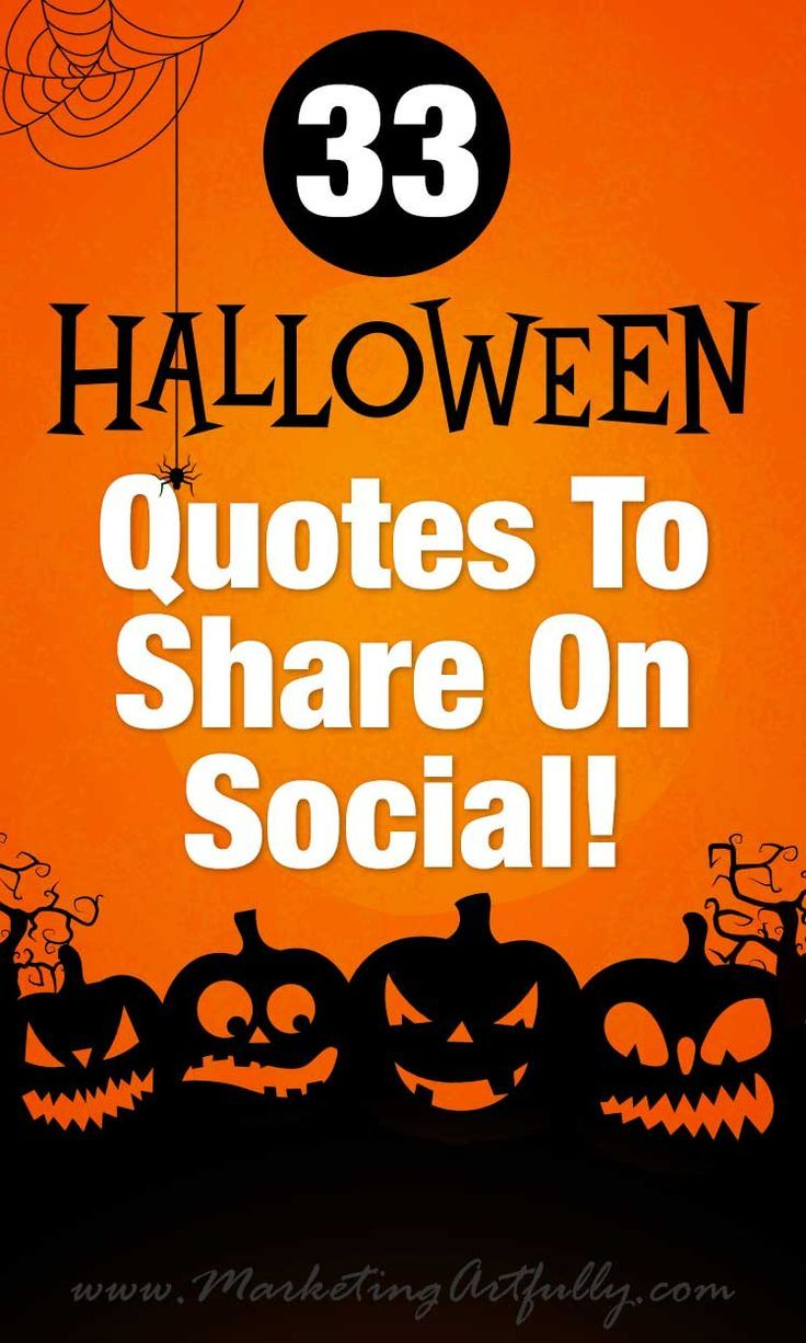 Halloween Quotations Halloween Quotes Picture Quotes