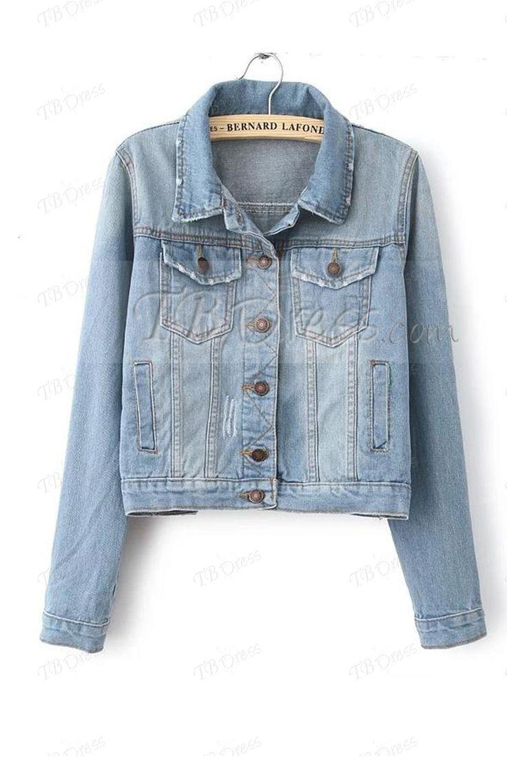 Iniziamo questo settembre parlando di capispalla trend! Quello ideale per questo periodo è il giubbino in jeans. Se amate il denim ma non volete acquistare il solito giubbino, qui troverete modelli slim, anni '90, blazer, cappottini in denim, ripped, washed, borchiati...DENIM PER TUTTE! http://www.fifthavenueblog.it/2014/09/trend-denim-jacket-giubbini-jeans.html