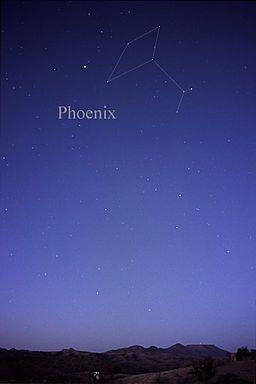 Phénix (constellation) — Wikipédia