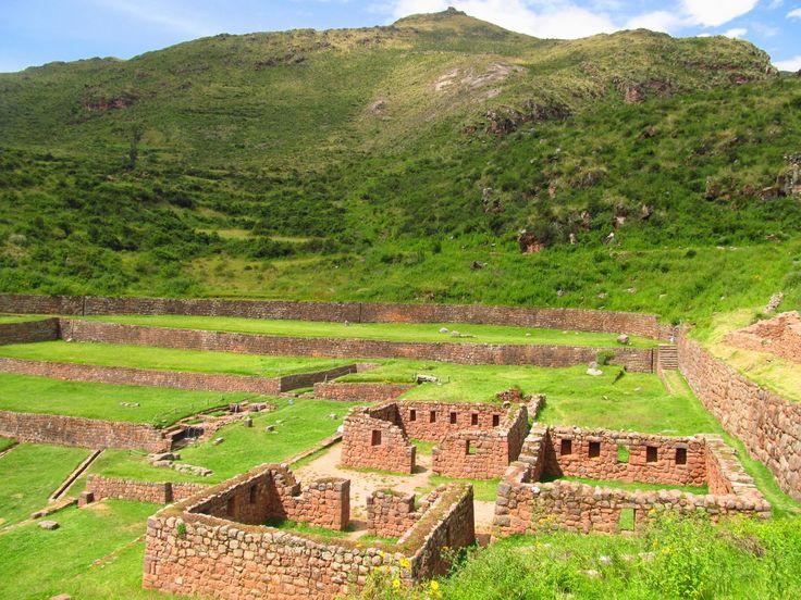 Za Słońcem i przygodami!!: Ruin wokół Cusco ciąg dalszy