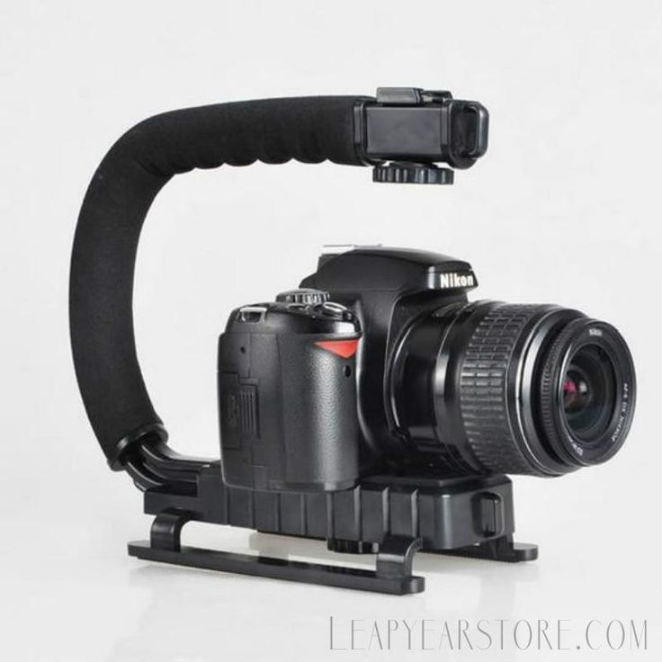 Camera Grip Stabilizing Handle-Camera-Leap Year Store