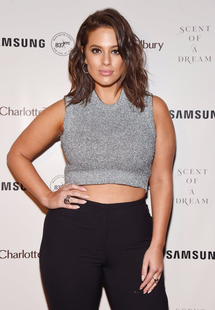 Did Ashley Graham Sell Her Soul? Because She's Looking Devilishly Good These Days