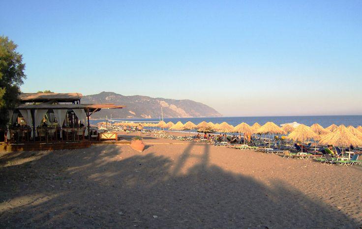 İsidoros Beach LESVOS (Polamari)