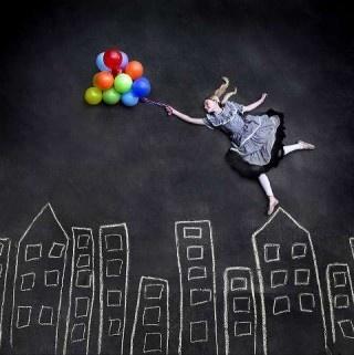 balloons: Photoidea, Photos, Picture, Inspiration, Photo Ideas, Art, Balloons, Photography Ideas, Conceptual Photography