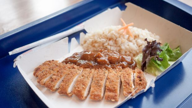 How to Make a Katsu Curry Using Only Ingredients From McDonalds
