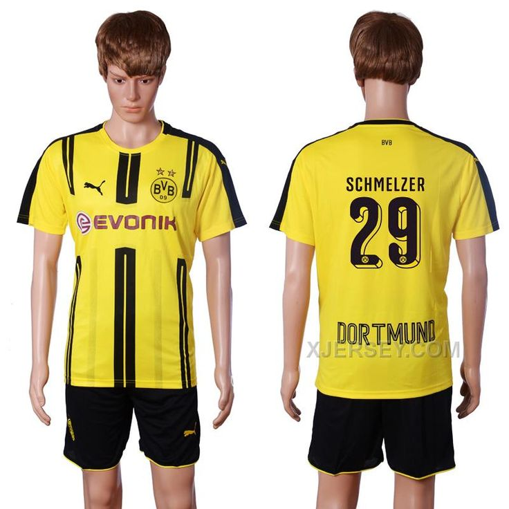 http://www.xjersey.com/201617-dortmund-29-schmelzer-home-soccer-jersey.html 2016-17 DORTMUND 29 SCHMELZER HOME SOCCER JERSEY Only $35.00 , Free Shipping!