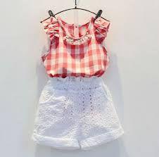 Resultado de imagen para vestidos casual niñas
