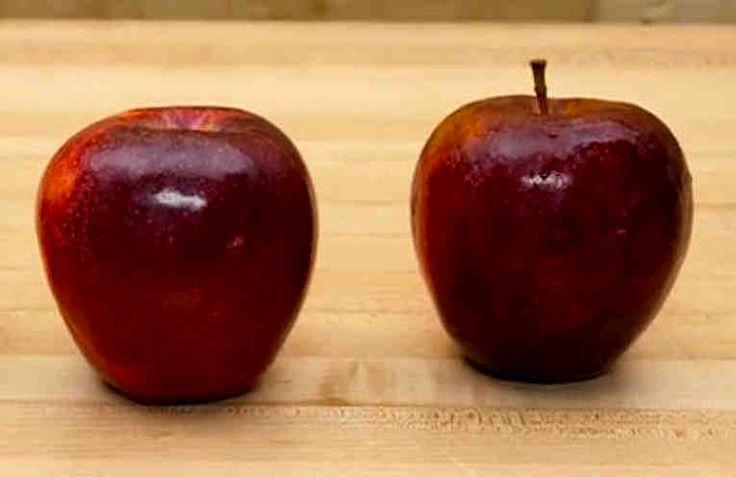 Ошпарьте яблоки из магазина кипятком! Вы будете шокированы. Но мы знаем, что делать.