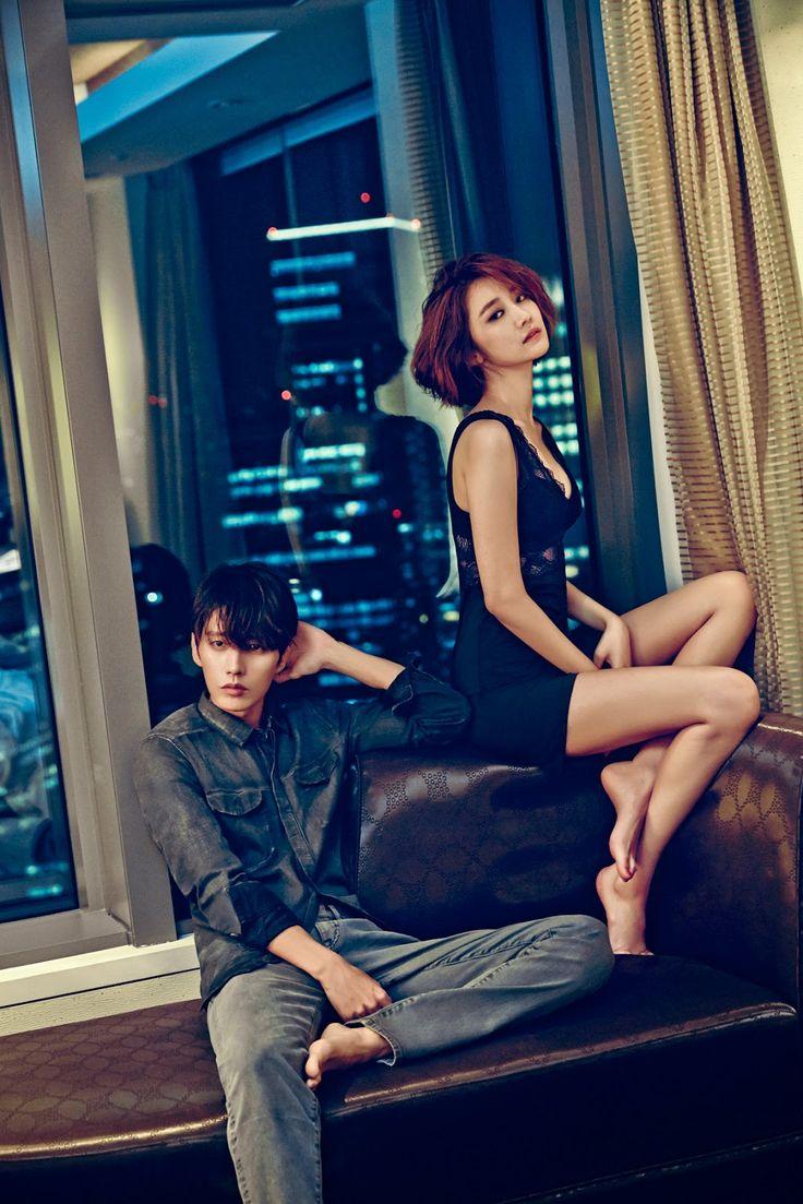 Park Hae Jin and Go Joon Hee – Calvin Klein F/W 2014