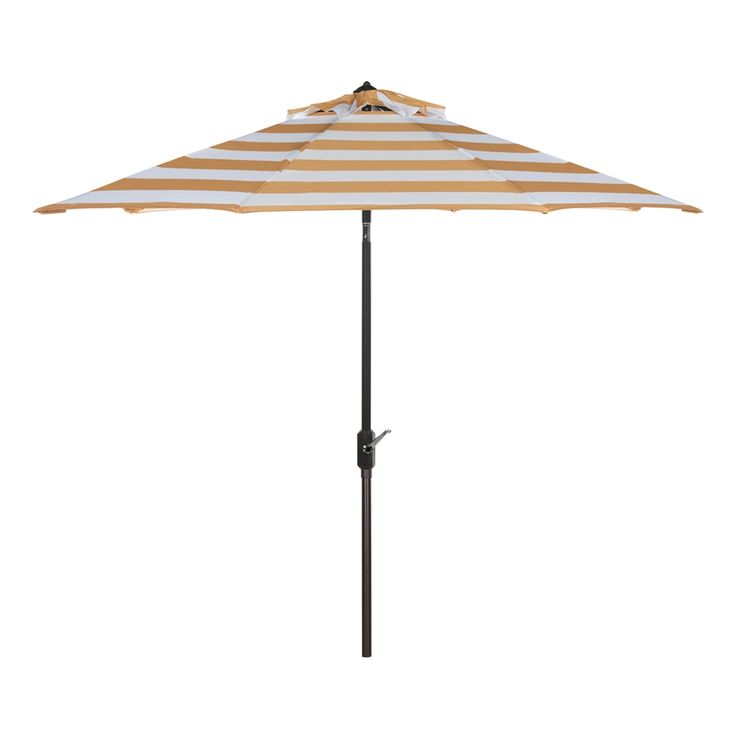 Shop Safavieh  PAT8004 Iris 9-ft Market Style Umbrella at Lowe's Canada. Find our selection of patio umbrellas at the lowest price guaranteed with price match + 10% off.