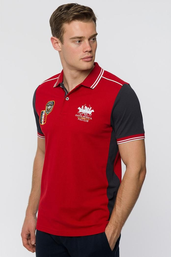 ARIZONA POLO SHIRT HAUTE RED