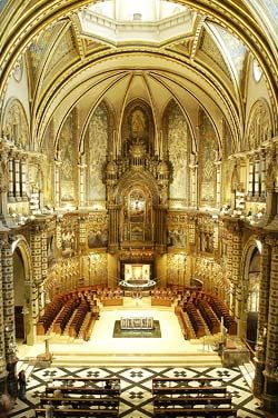 Sanctuary of Montserrat Spain is the main sacred destination in Catalonia. Montserrat is not only a sanctuary, but a monastery and a mountain. https://www.pilgrim-info.com/the-sanctuary-of-montserrat/