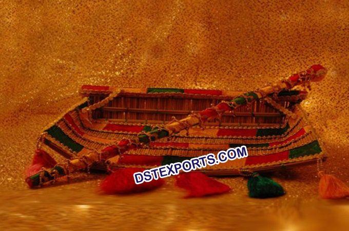 #Punjabi #Wedding #Phulkari #Decorated #Chaj #Dstexports