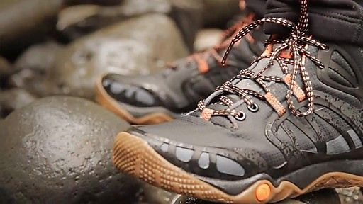 MERRELL Proterra Minimalist Hiking Shoes