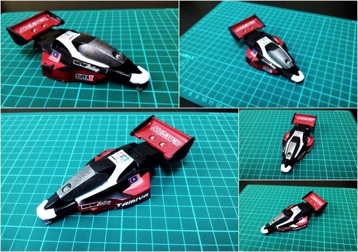 Mini 4wd Spareparts - foto 4